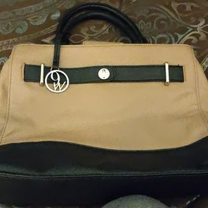 9West Leather Bag